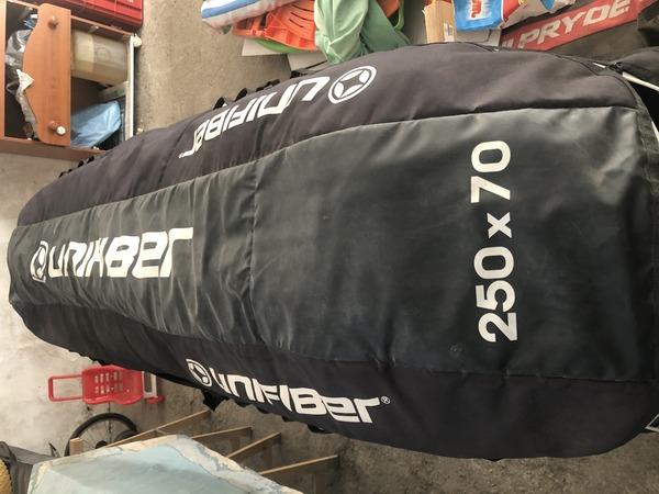 altra - Unifiber Sacca travel bag