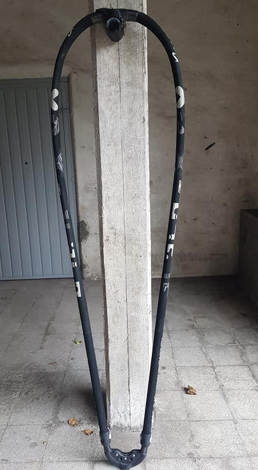 AL 360 - slalom carbon 190/245