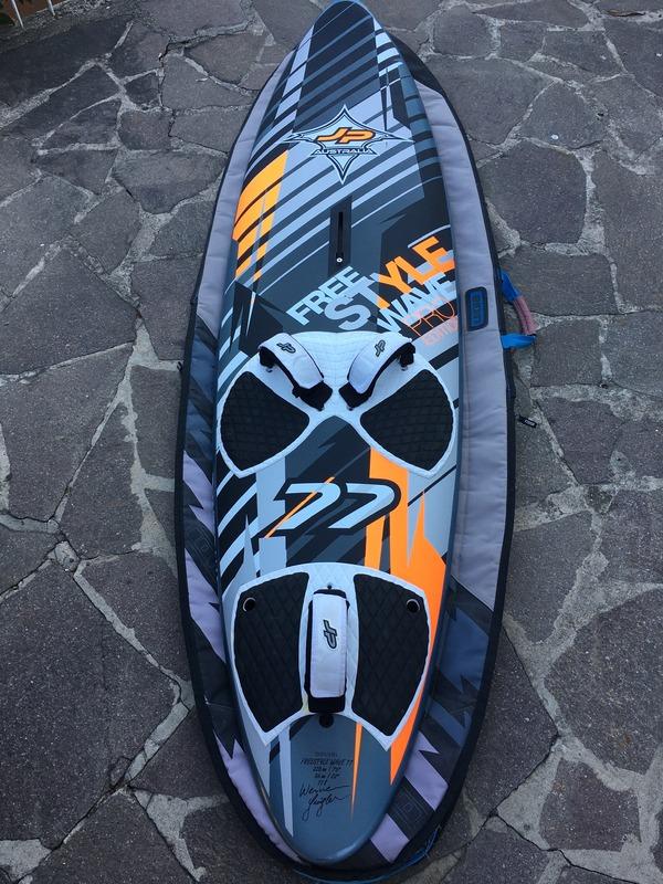Jp - Freestyle Wave Pro 77 lt FSW
