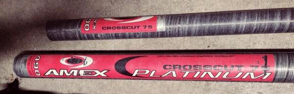 Amex - 490 Platinum CrossCut 75%