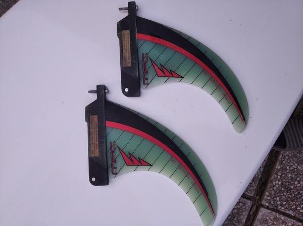 Mfc Maui Fins - TP Twin Fin Set US Box 14cm