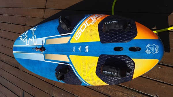 Starboard - Isonic 72