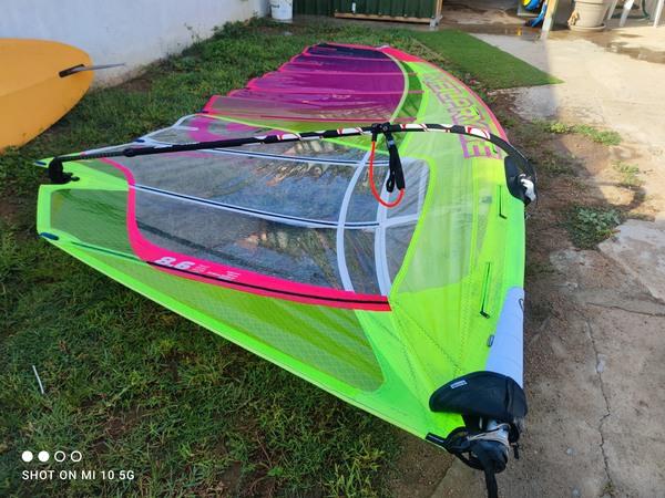 Neil Pryde - Rig NeilPryde  RS:Racing EVO 9