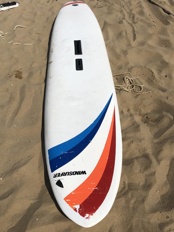 altra - windsurfer