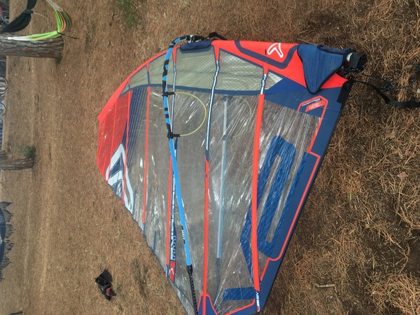 Severne Sails - 8,6m OVERDRIVE RACING M1
