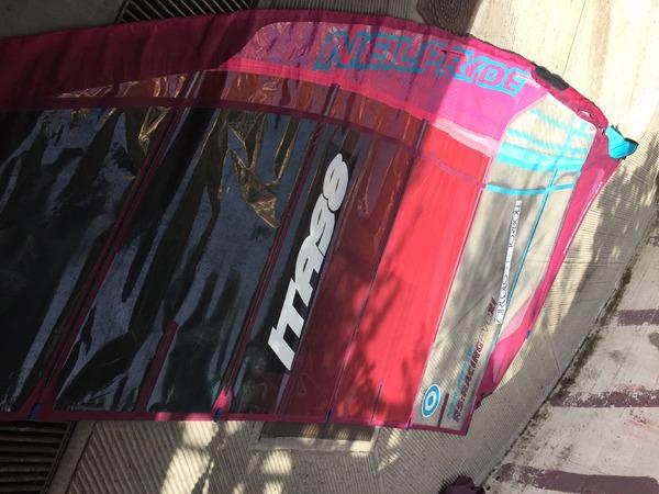 Neil Pryde - racing evo XI