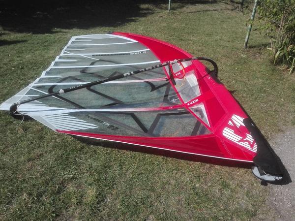 Challenger Sails - FLUIDO T3 - 8.5