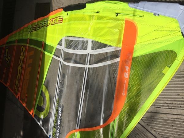 Neil Pryde - RS racing EVO8