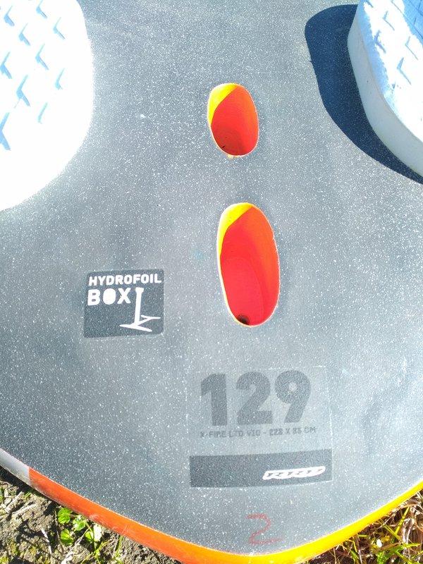 Rrd - V 10 ltd 129