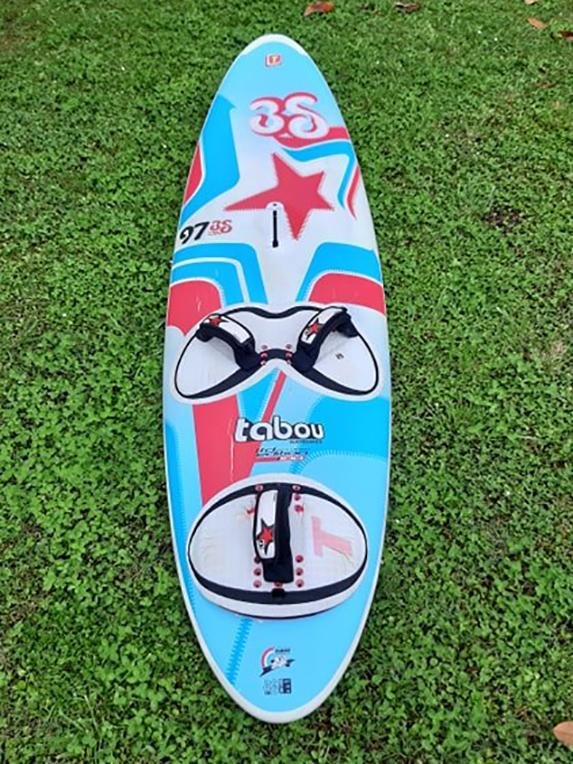Tabou - 3s 97 LTD