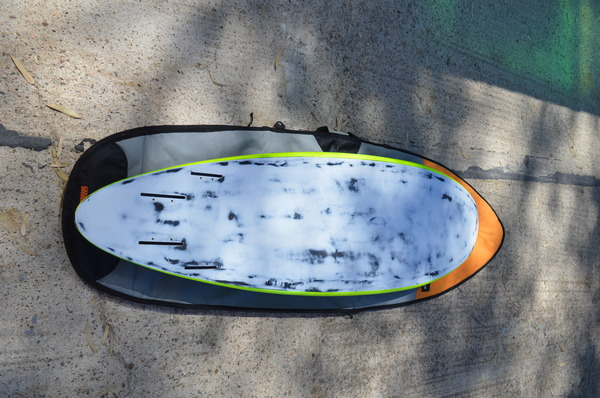 altra - Fabbri custom - full carbon custom wave 95