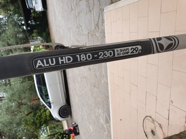 altra - Unifiber 180-230 alu