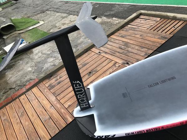 altra - Hörue Foil carbon light wind