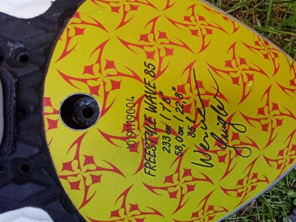 Jp - FREESTYLE WAVE 2012 85LT PRO EDITION
