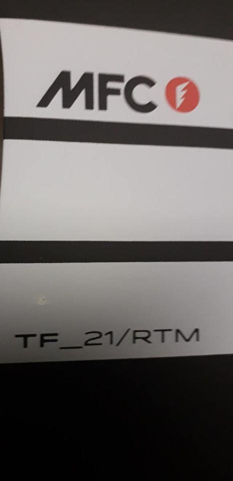 Mfc Maui Fins - TF RTM - wave - 21 CM