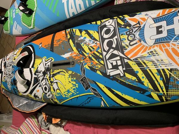 Tabou - Pocket 80 lt
