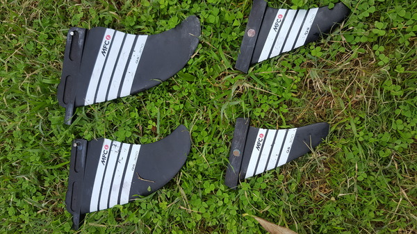 Mfc Maui Fins - Modelli set quasi 300 qs