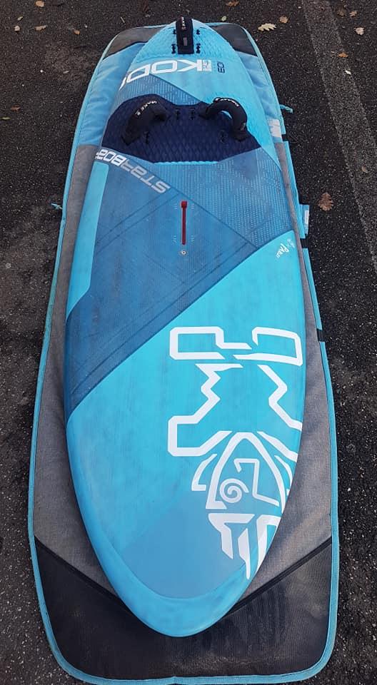 Starboard - fsw kode 103 carbon/reflex