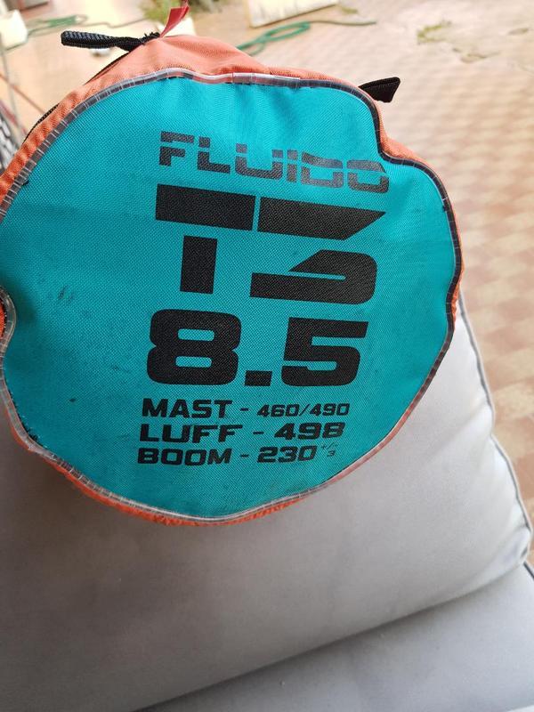 Challenger Sails - T3 8.5 2019
