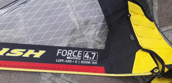 Naish - Force Four misura 4,7