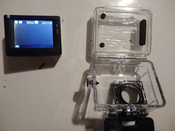 altra - Nilox action cam Mini Wifi