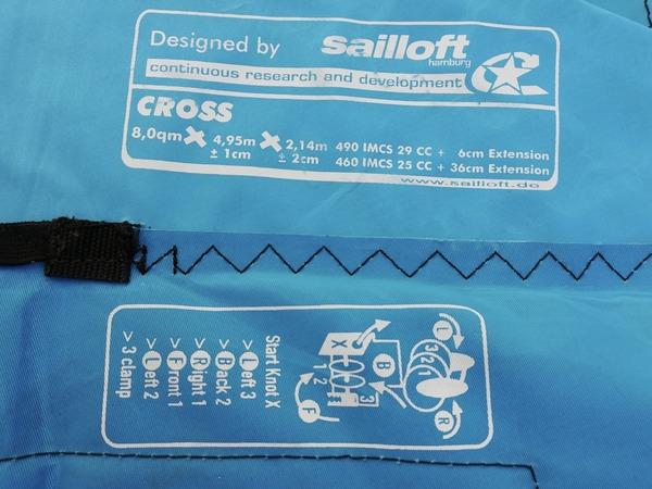 Sailloft Hamburg - Cross 8.0