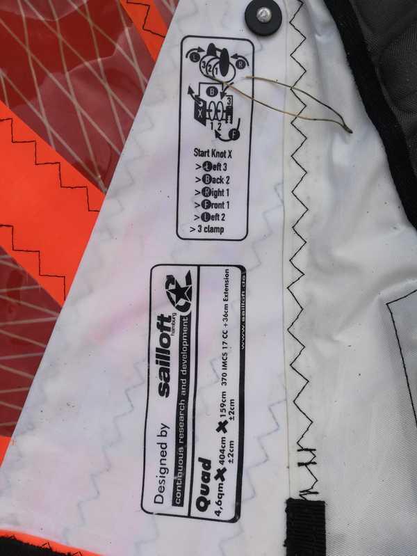 Sailloft Hamburg - Carve 4.6