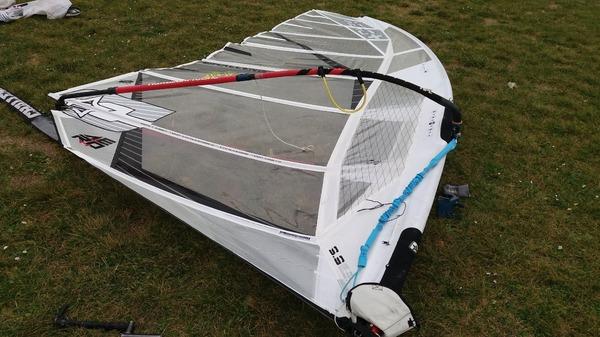 Challenger Sails - Aero 4  9.9