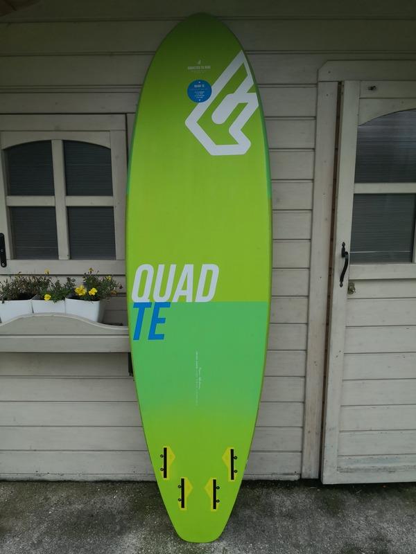 Fanatic - Quad 90lt