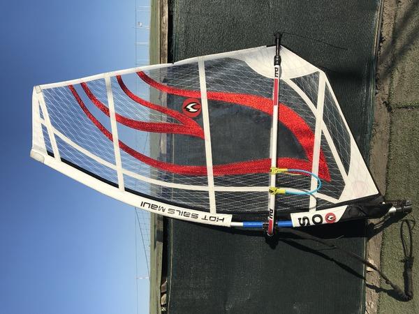 Hot Sails Maui - Rig bambino