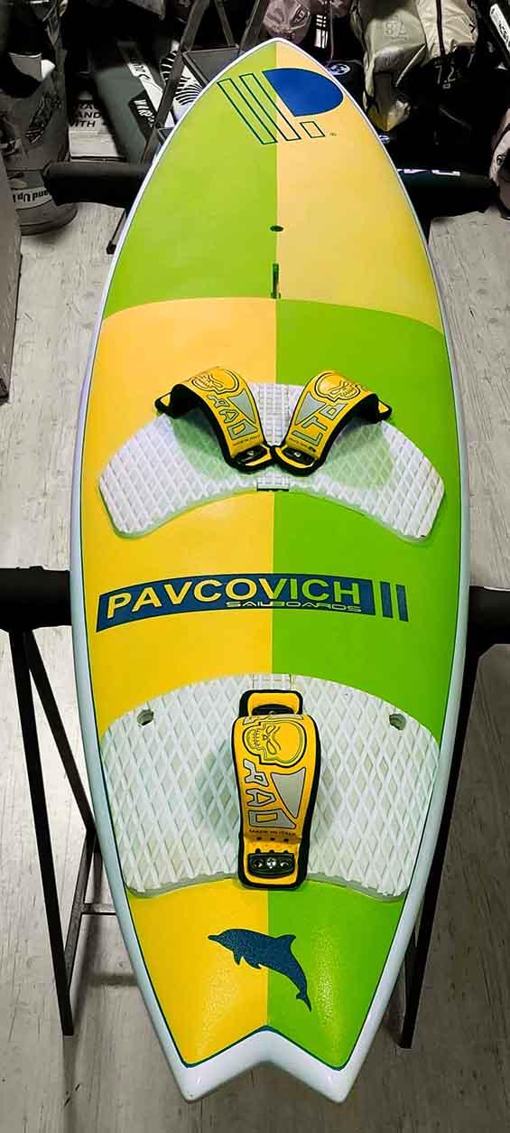 altra - Pavcovich wave custom thruster