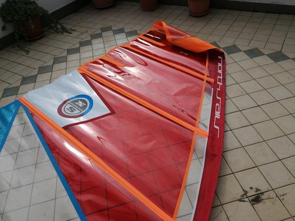 North Sails - E Type 7.8