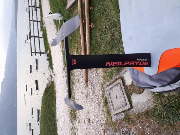 Neil Pryde - Foil neilpryde f4 carbon race