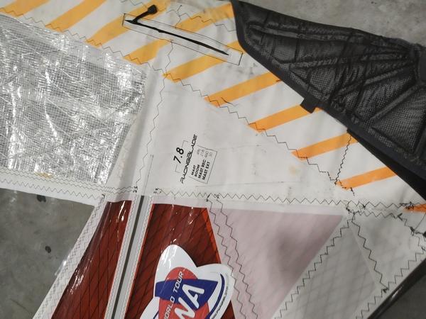Loft Sails - Racing Blade 7.8