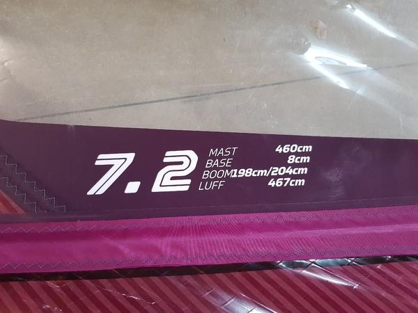 Neil Pryde - V8 7.2 mq 2020
