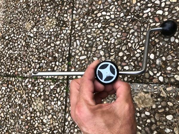 altra - unifiber winch caricabasso u-pin