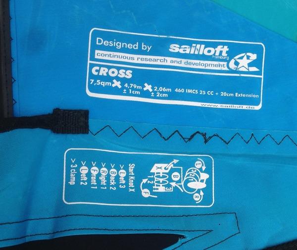 Sailloft Hamburg - Cross 7.5