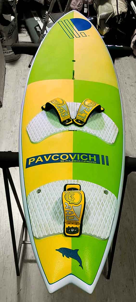 altra - Pavcovich Wave thruster