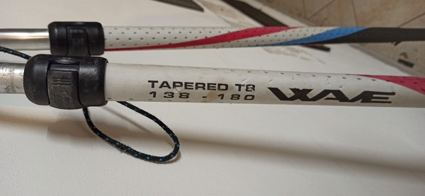 Amex - Tapered T8