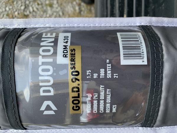 Duotone - RDM 430 Gold