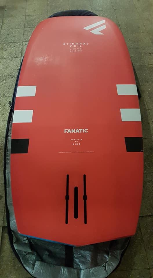 Fanatic - stingray foil 140 ltd