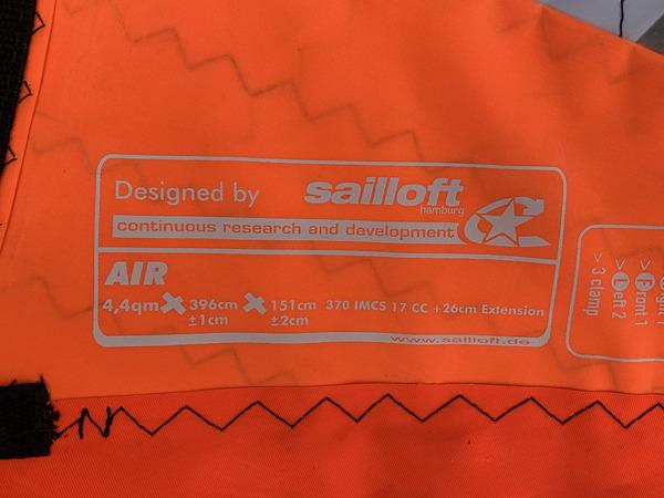 Sailloft Hamburg - Air 4.4