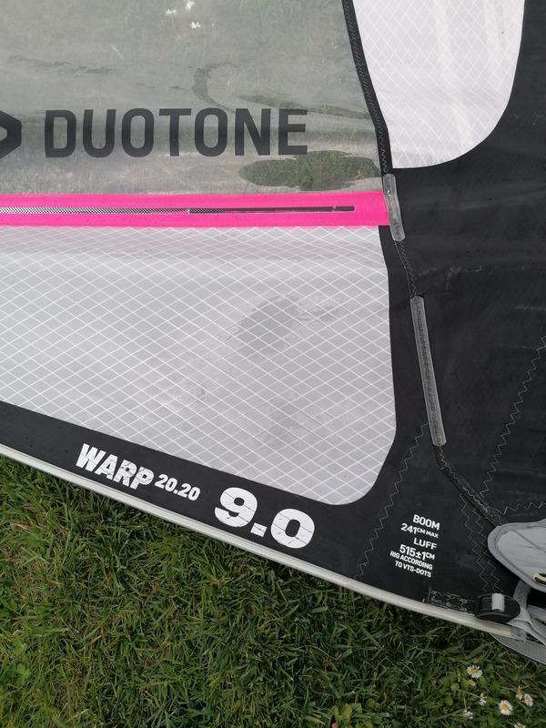 Duotone - Warp