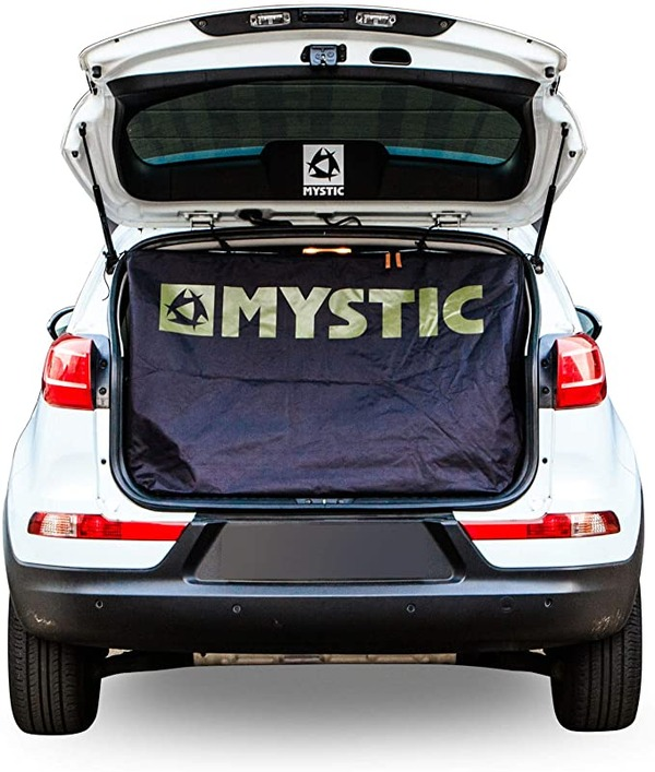 Mystic - Mystic Gear Storage Carbag - Nero