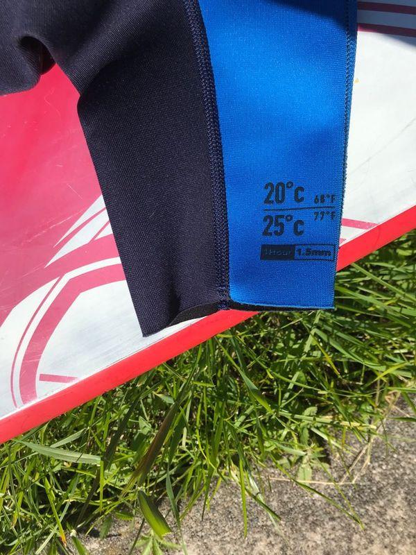 altra - Decathlon Shorty 1.5 mm