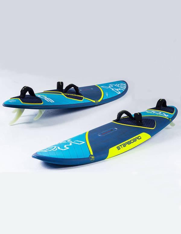 Starboard - Tavola Kode Wave Flax Balsa 2020 - BEST PRICE!