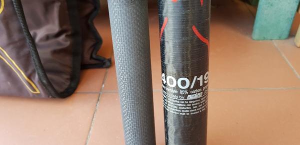 Maverx - Wave 85%carbon mt4.00