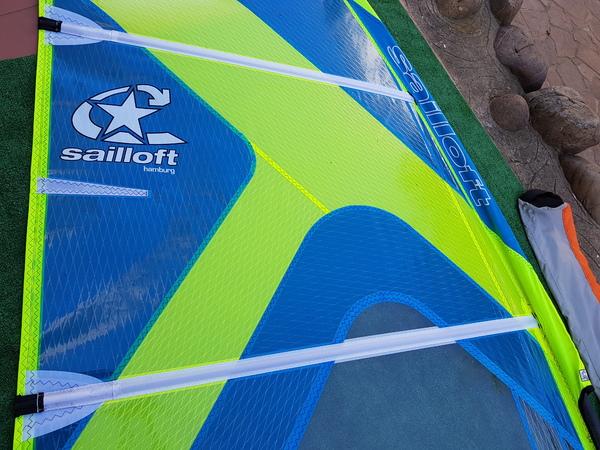 Sailloft Hamburg - SAILLOFT QUAD 2018 MIS 5.0