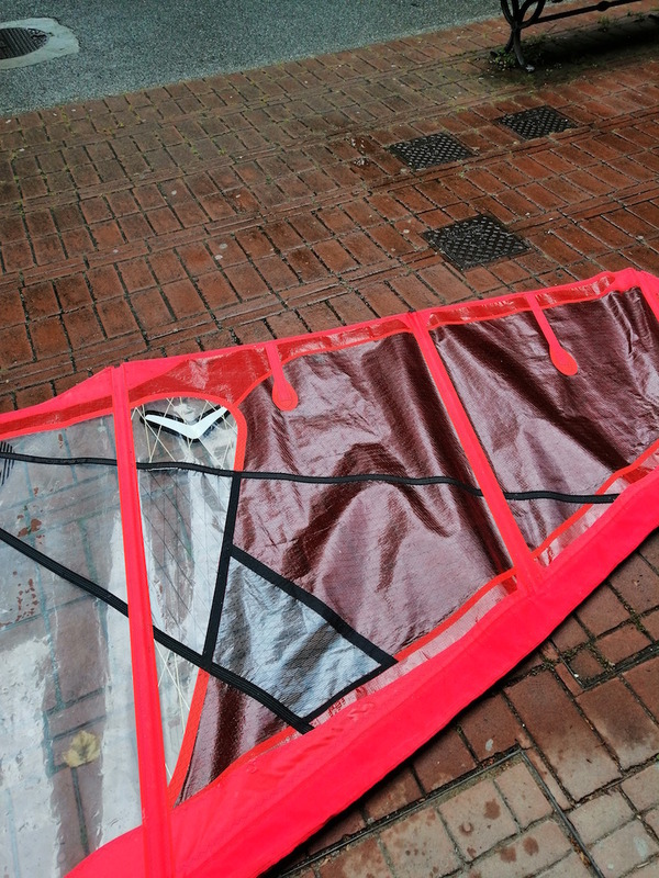 Severne Sails - S-1 4.5 mt