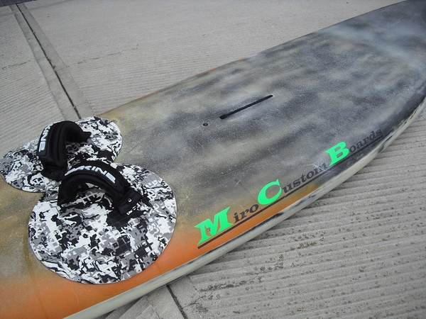 Carbon Tech - Custom freestylewave
